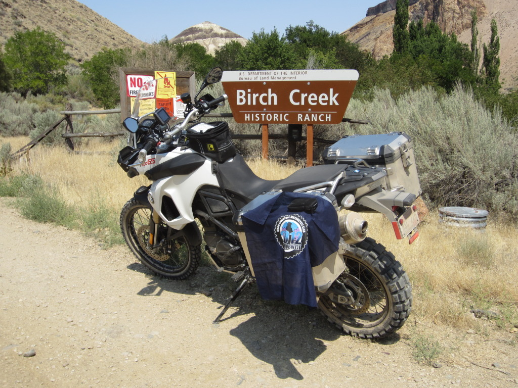 Birch Creek Historical Ranch